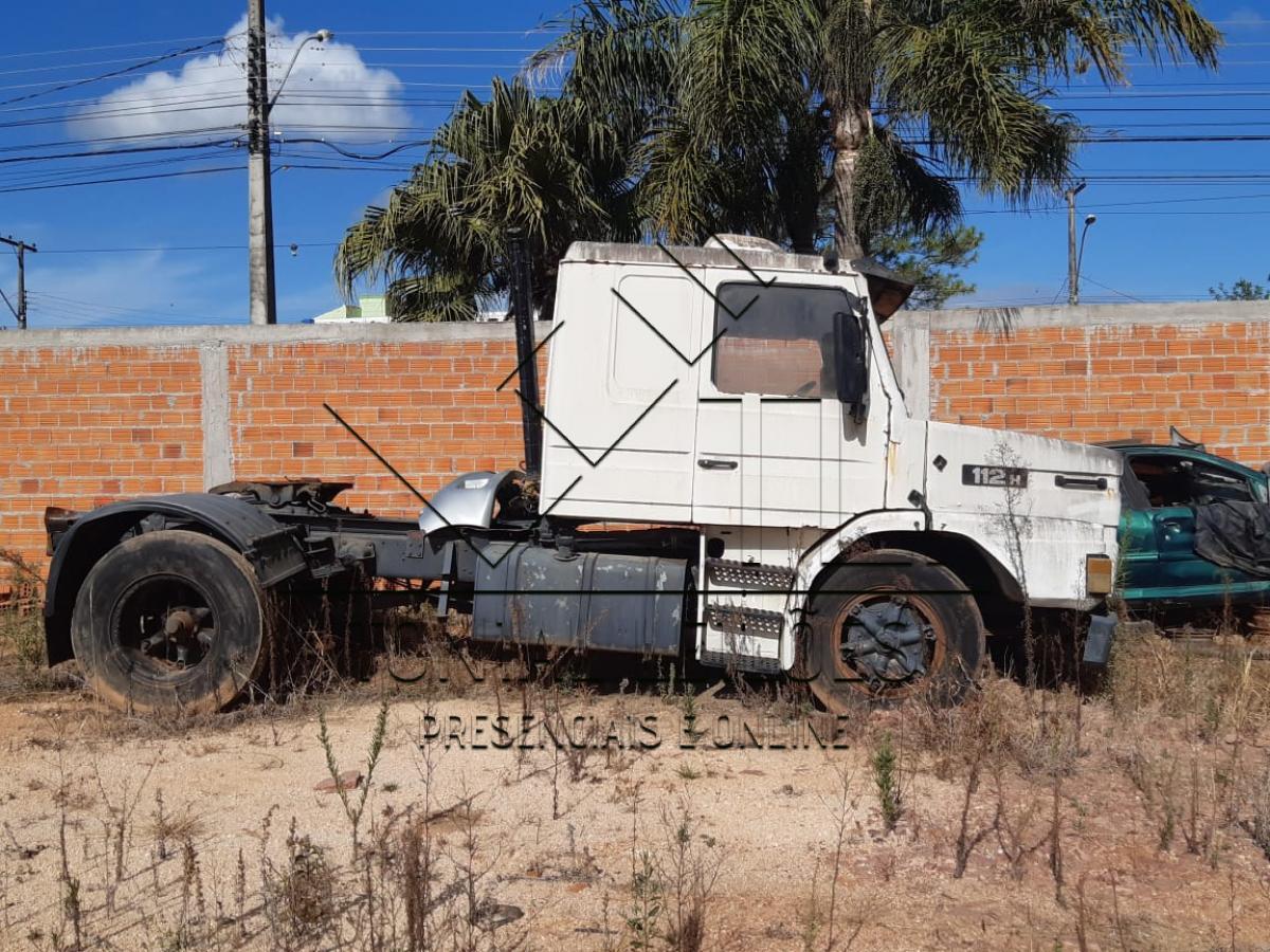 Caminhão R 112 H