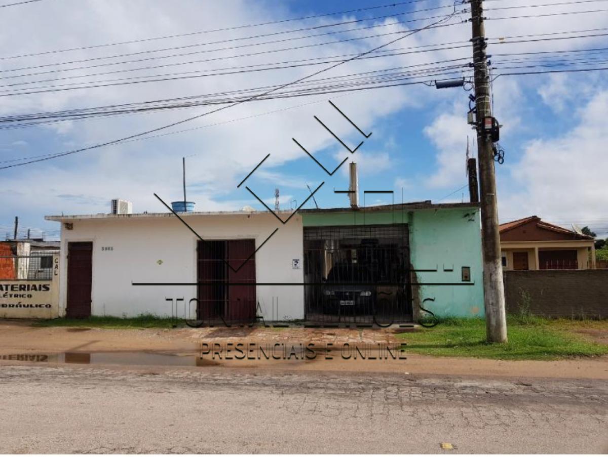 Imóvel no Capão do Leão - Avenida Três de Maio, nº 3.065